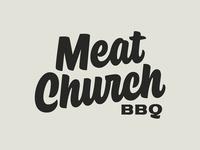 Meat Church Final Logo
