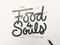 Food 4 Souls Markup