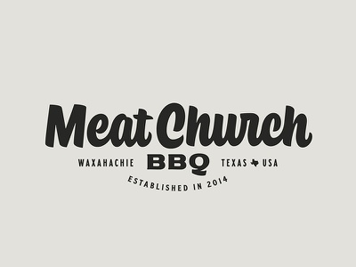 Meatchurch logobadge dribbble