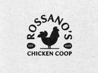 """Rossano""""s Chicken Coop Badge"""