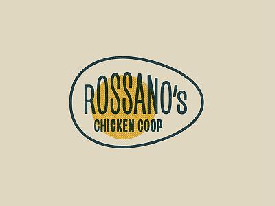 Just Yolk'n Around coop chicken egg design logo process
