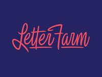 Farming Letters