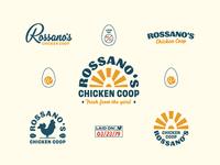 """Rossano""""s Chicken Coop Brand Suite"""