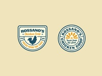 "Rossano""s Chicken Coop Badges"