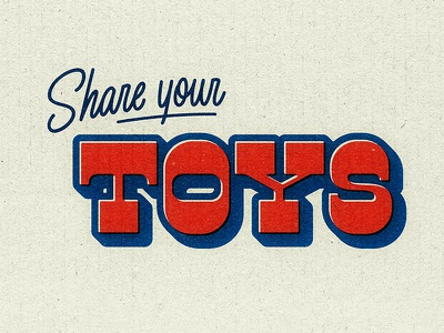 Share Your Toys sharing community indy indy design week vector thevectormachine vectormachine handtype process handlettering hashtaglettering lettering