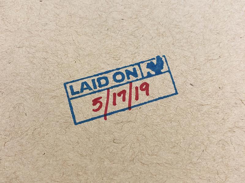 Laid rossanos rossanos chicken coop stamp design egg chicken branding stamp