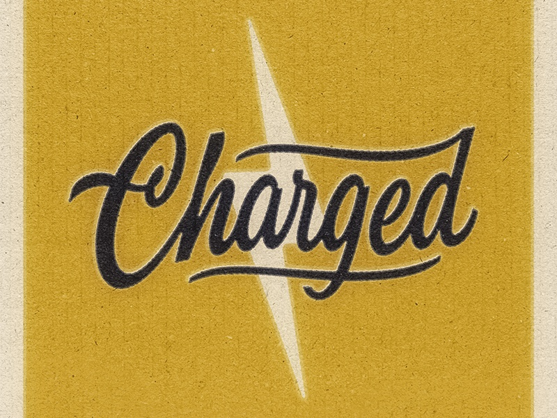 Charged thevectormachine elementthree vector handtype vectormachine handlettering hashtaglettering lettering