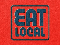 Eat Local - Killed