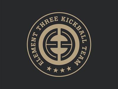 2019 Kickball Badges