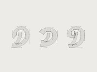 Three D's