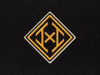 INCHxINCH Triangle Badge