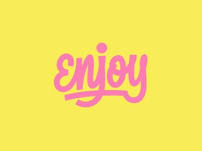 Letter to Enjoy