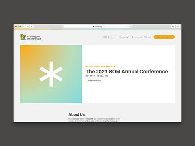 Sociologists of Minnesota — Website webflow web design minnesota sociology