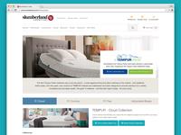 Slumberland / TempurPedic Landing Page