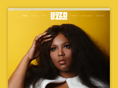 lizzomusic.com website hiphop lizzo