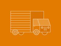 Thowaway Truck