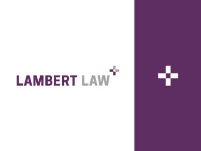 Lambert Law Brandmark