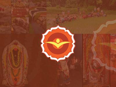 Harivaani graphic design logo typography vector icon illustration branding design