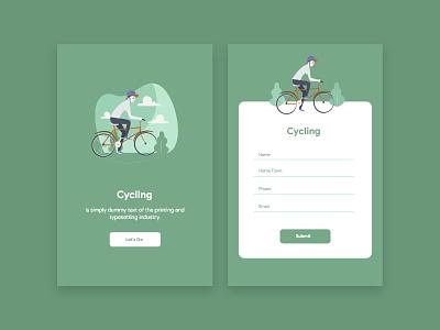 App UI Design flat vector icon ux branding logo illustrator ui illustration design