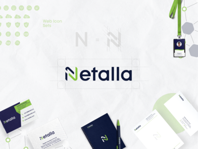 Netalla Branding