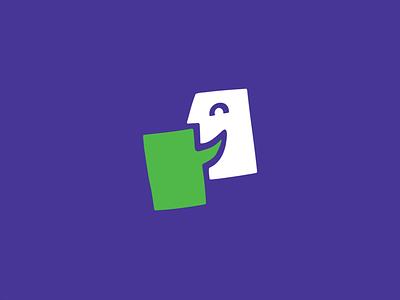 Media Organization Logo radio tv media speechbubble logo icon icon logo logo design branding