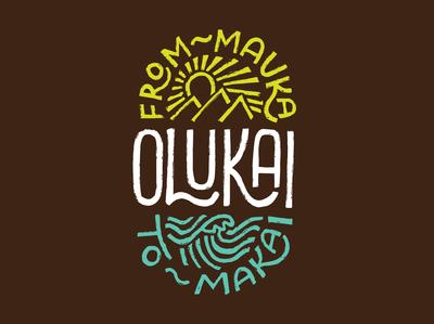 OluKai Mauka to Makai Badge