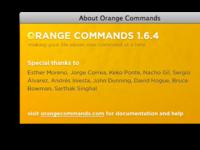 About Orange Commands