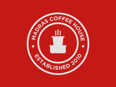 Madras Coffee House - Rebranding [Mock Project] packaging design branding concept coffee brand graphic design vector logo brand identity brand design brand branding adobe illustrator minimal