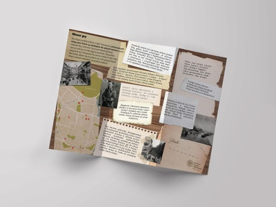 City game manual poznan game design historic flyer manual design game manual city game design flyer design flyer graphic design city game