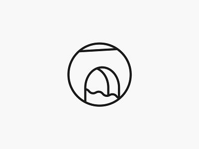 Bridge logo round logo circle logo most minimalist logo bridge logo bridge simple logo minimal logo design logo