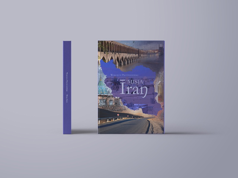 Misja Iran traveling map travel book book cover design violet iran cover art cover design cover