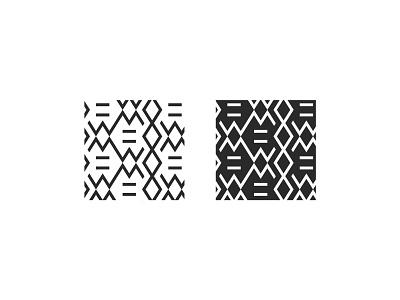 Maxwell pattern geometric pattern geometric black and white brand pattern repeatable pattern seamless pattern pattern design seamless pattern
