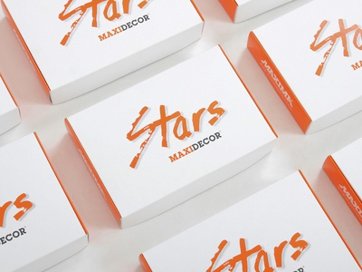 MAXIMA   Maxidecor Stars