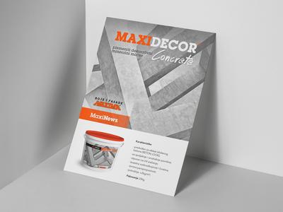 MAXIMA   Maxidecor Concrete