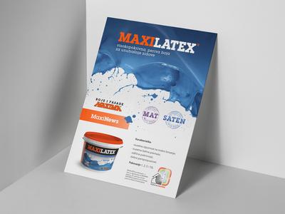 MAXIMA   Maxilatex Saten