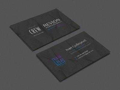 HAIR PLAY Studio   Business Card