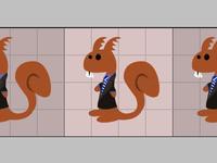 Squirrel Frames
