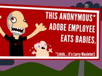 Larry Eats Babies