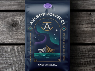 Anchor Coffee Packaging