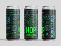 Hop Contagion