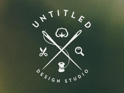 Untitled Logo Concept for a Design Studio