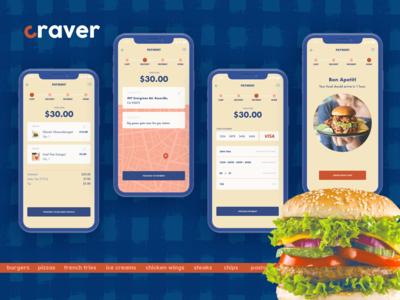 Craver Mobile Checkout