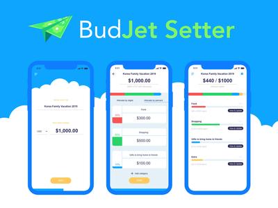 Budjet Setter: Travel Budget Organizer