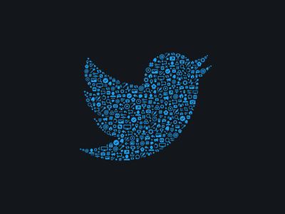 Icon Larry shirt design icons bird twitter
