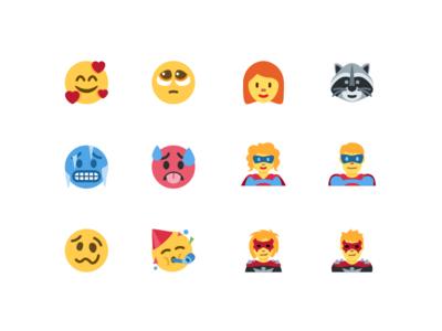 Faces of Unicode 11