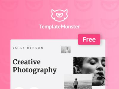 Free WordPress theme freebie