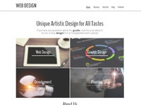 Design studio free html5 template