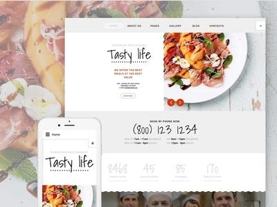 Cafe and restaurant responsive joomla template by templatemonster cafe and restaurant responsive joomla template maxwellsz