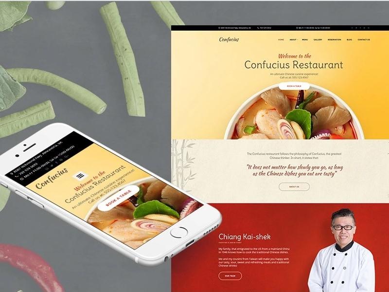 Chinese restaurant responsive moto cms 3 template by templatemonster chinese restaurant responsive moto cms 3 template by templatemonster dribbble maxwellsz