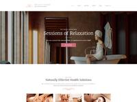 Beauty salon responsive premium moto cms 3 template 59450 original